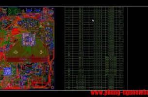 Board View H11H4-AD2 (Socket LGA 1151)